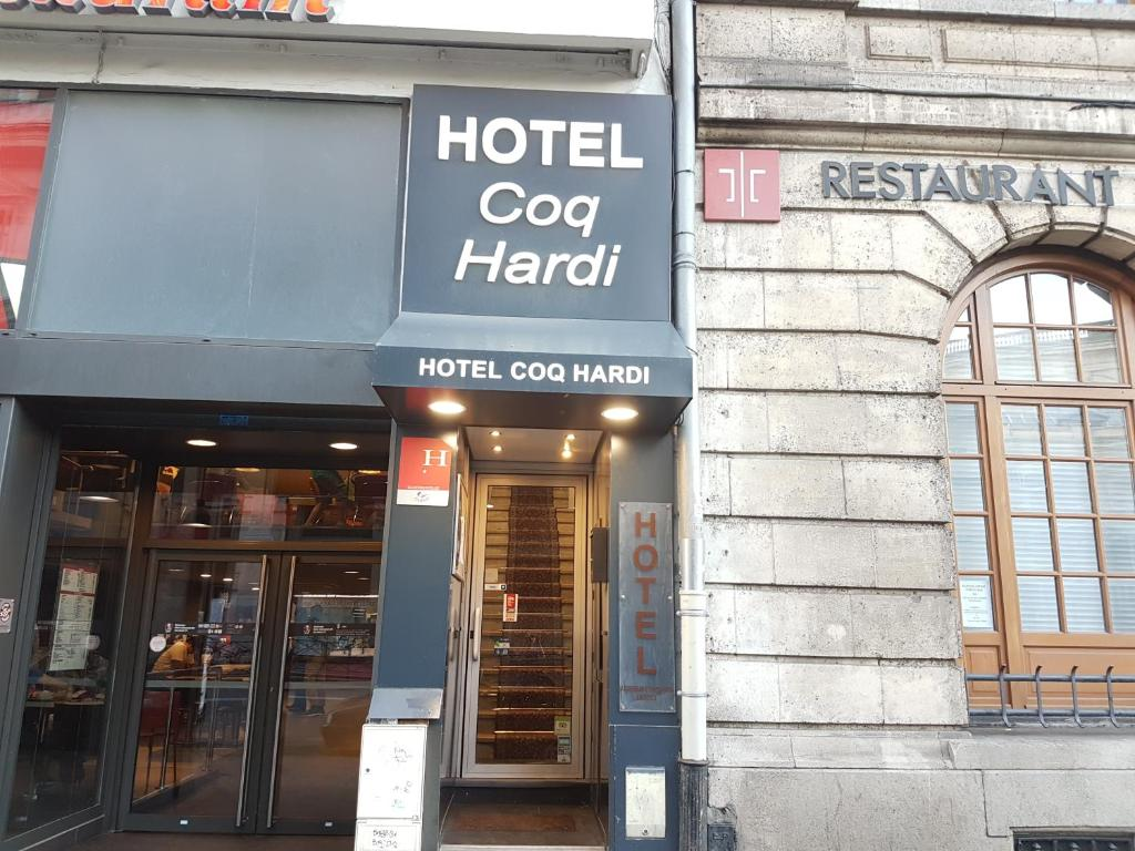 Parking Gare Lille Europe Tarif Hôtel Coq Hardi Lille Updated 2019 Prices