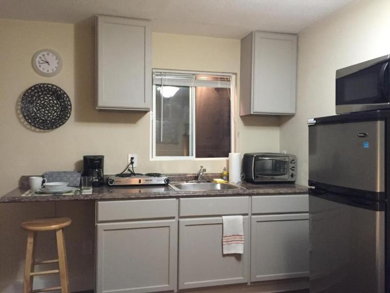 Large Of Studio Apartment With Kitchenette