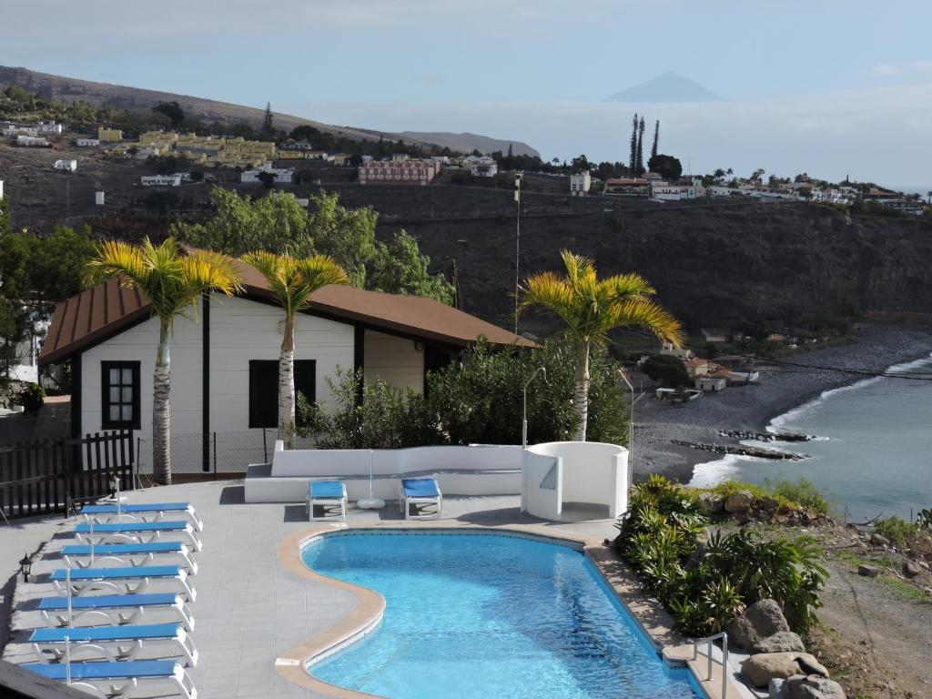 Ferienhaus Mit Pool La Gomera Apartamentos Santa Ana Adults Only Playa De Santiago Spain