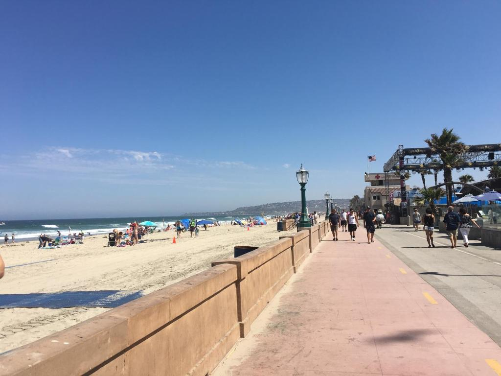 Vacation Home Oceancatcher Of Mission Beach San Diego Ca