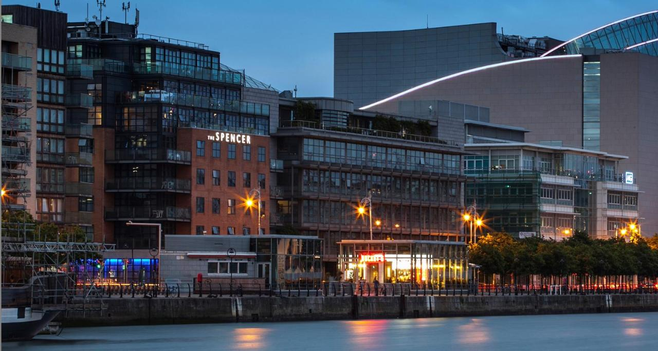 Zwembad Dublin The Spencer Hotel Ierland Dublin Booking