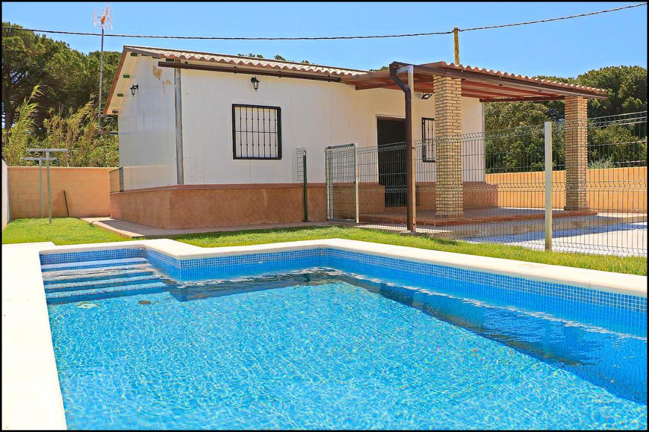 Bungalow Con Piscina Bungalow En Conil Con Piscina Conil De La Frontera Spain