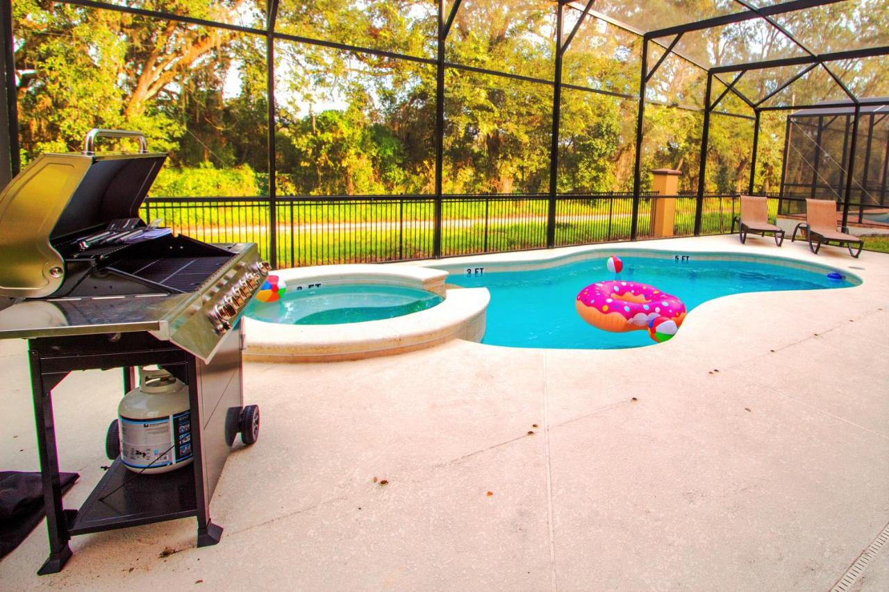 Aco Bv Vacation Home Aco Premium 8 Bd With Pool Grill Kissimmee Fl