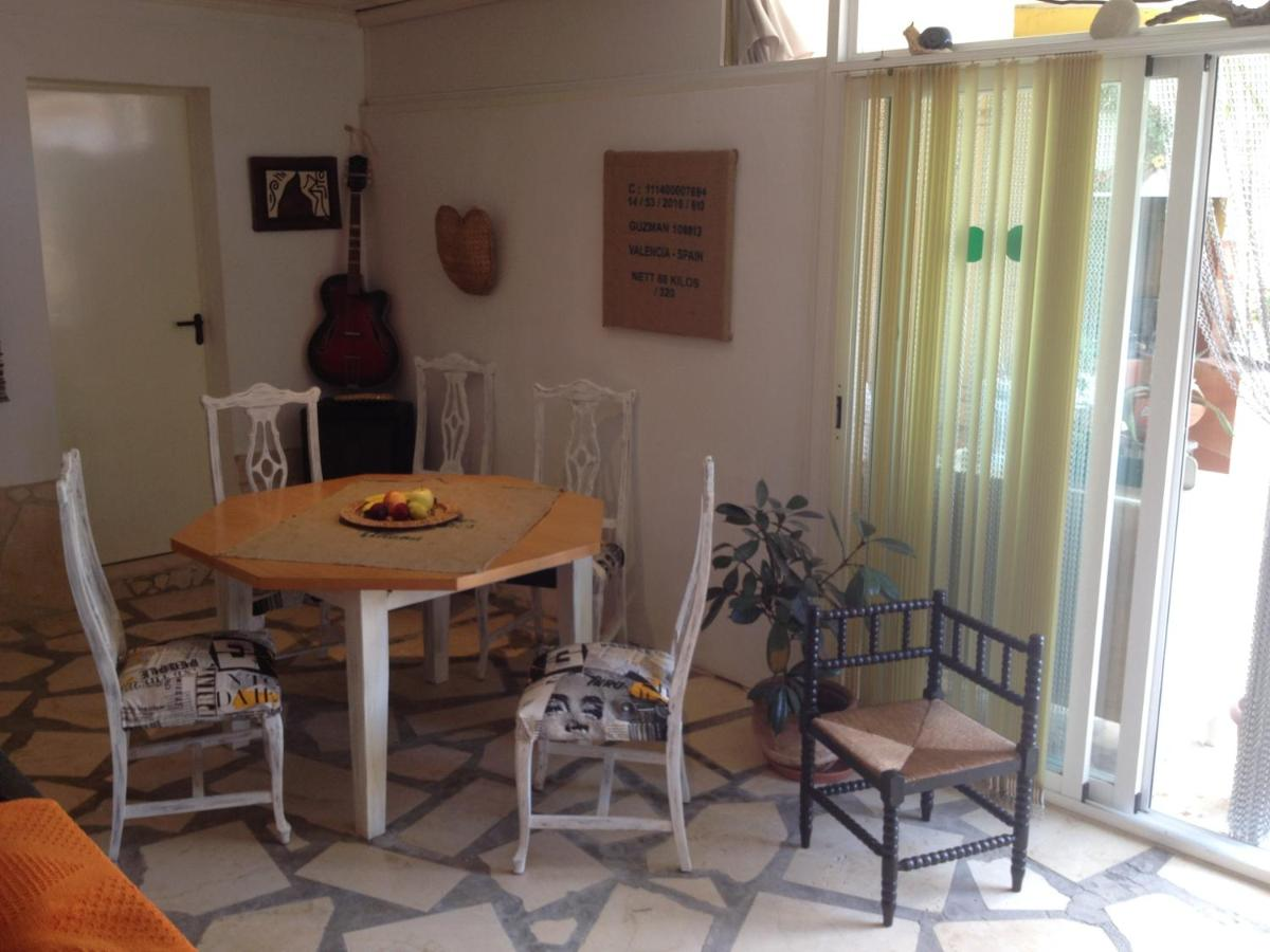 Innenhof Spanischer Häuser Holiday Home Fincapur Villajoyosa Spain Booking