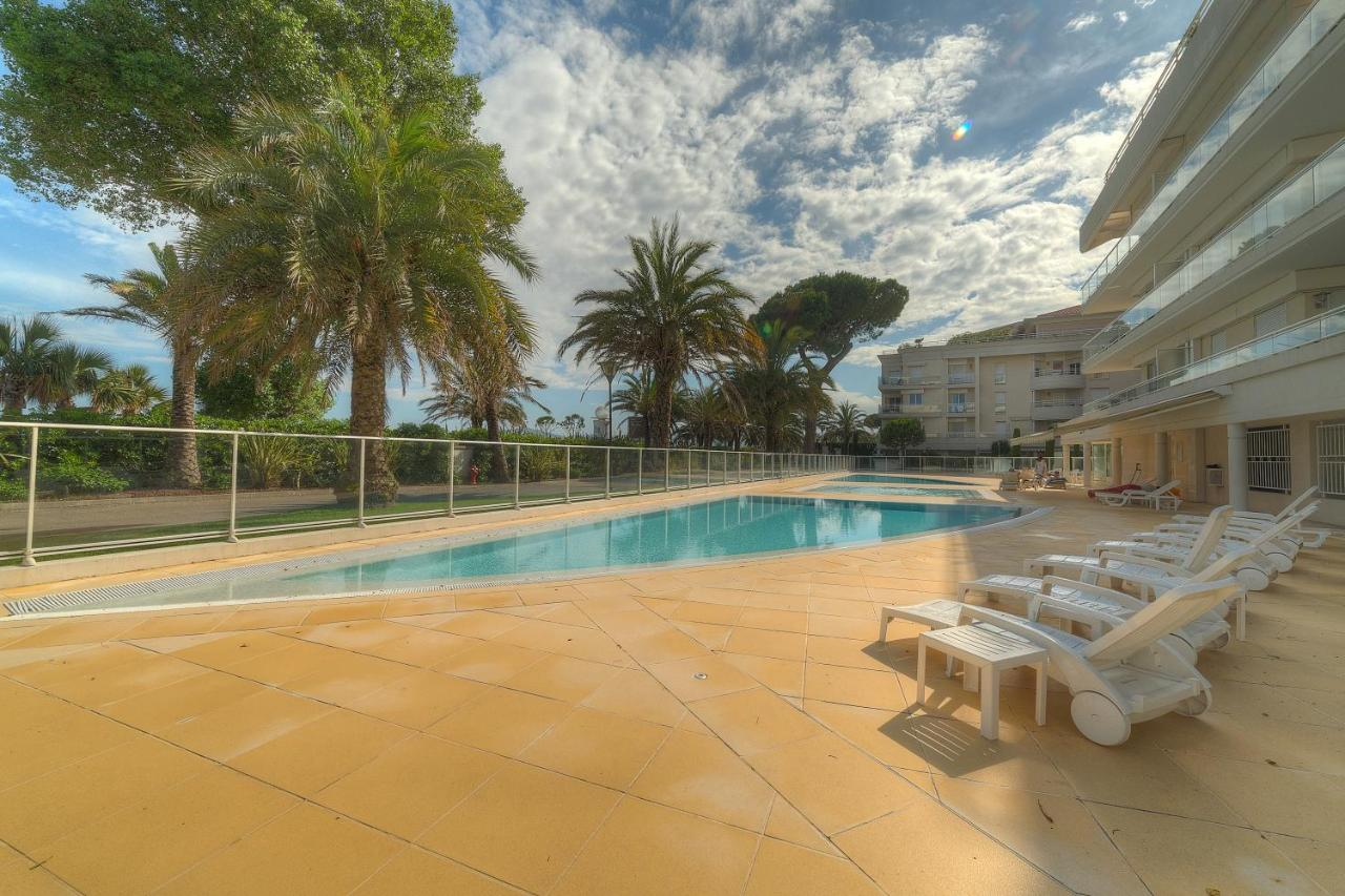 Pool Terrasse 1br Nice Apartment With Terrasse Sea View Swimming Pool Beach By