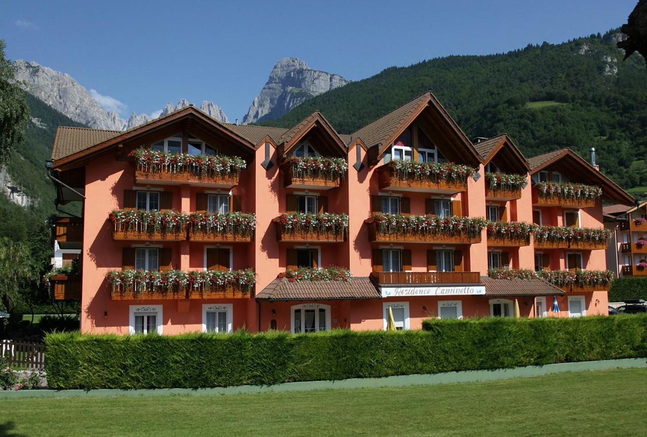 Caminetto In English Residence Al Caminetto Molveno Italy Booking