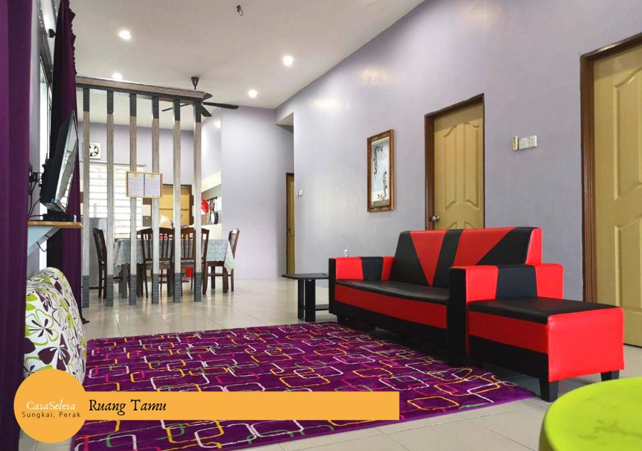 Ruang Laundry Minimalis Vacation Home Casaselesa Sungkai Malaysia Booking