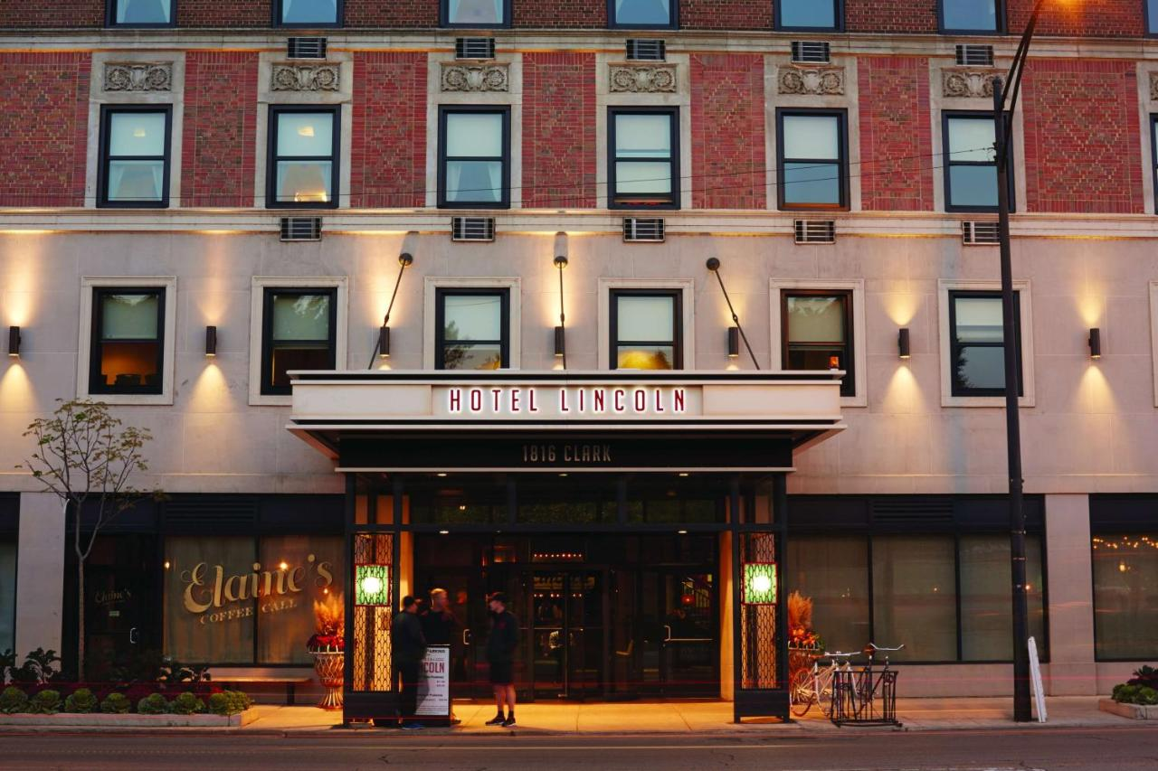 Hotel Lincoln Hotel Lincoln Chicago Il Booking