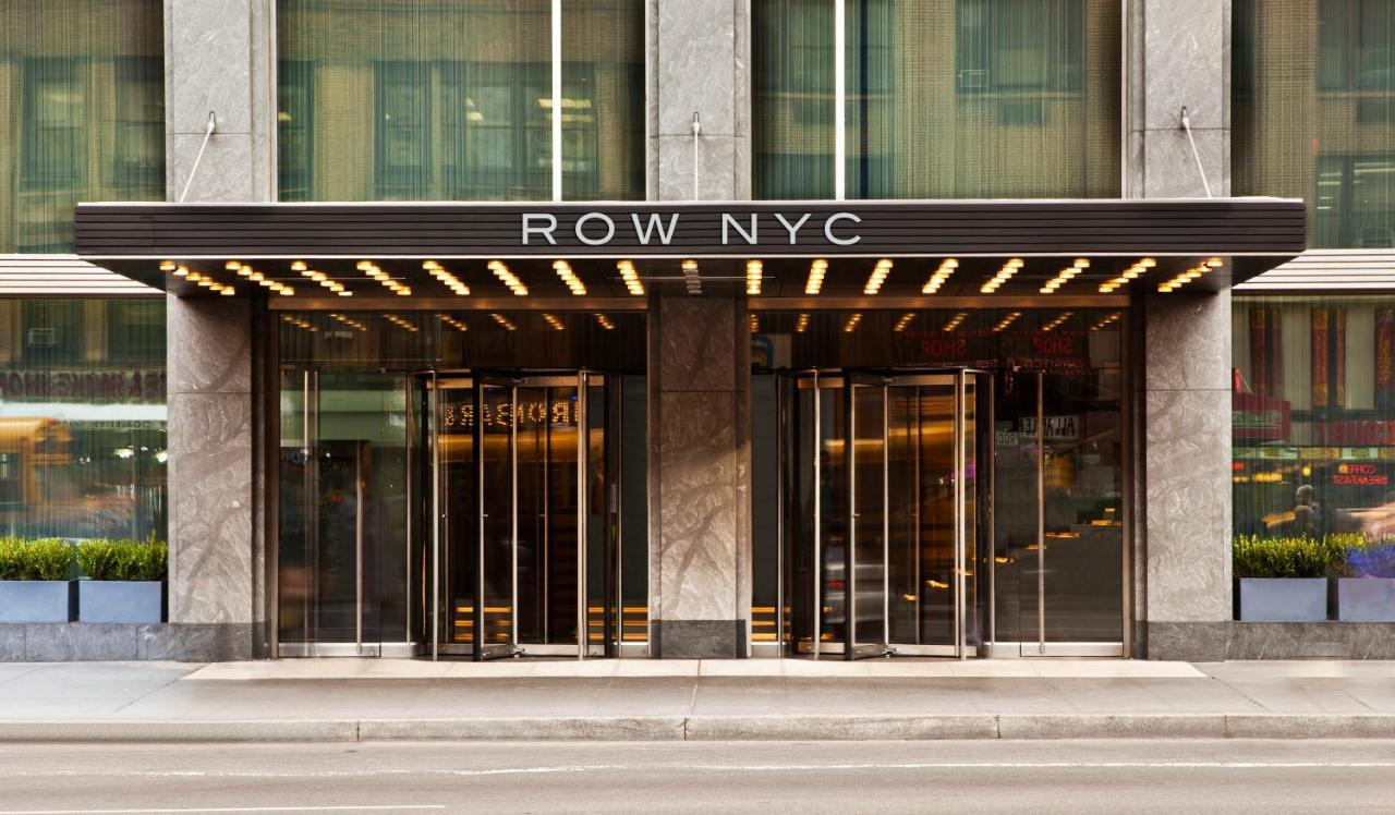 Die Kleine Küche In New York Hotel Row Nyc At Times Square Usa New York Booking
