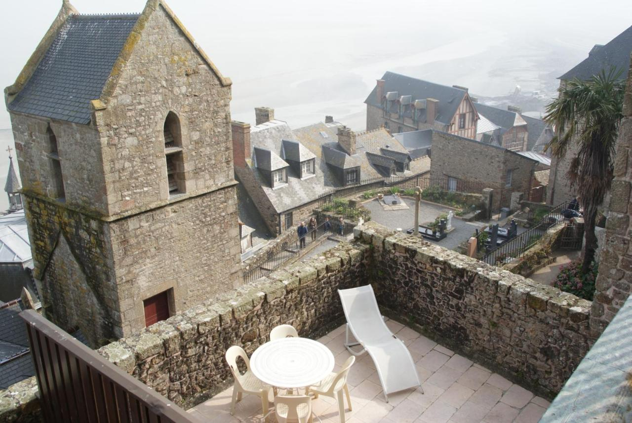 Hotel Luxe Mont Saint Michel La Vieille Auberge Le Mont Saint Michel Updated 2019 Prices
