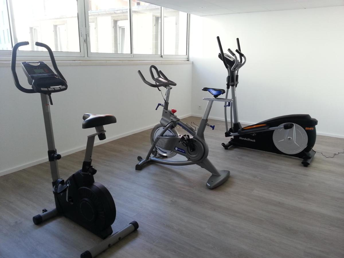 Salle De Fitness Brest Kyriad Hotel Brest France Booking