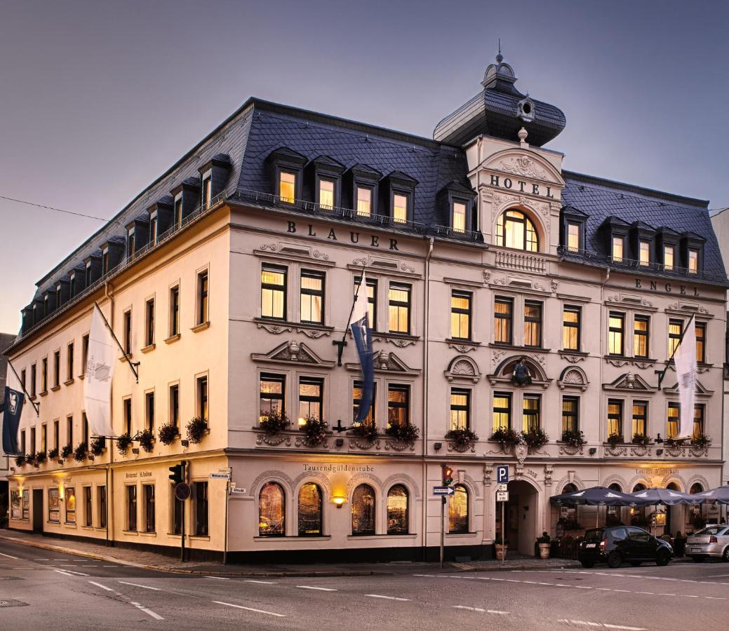Blau Engel Hotel Blauer Engel Deutschland Aue Booking