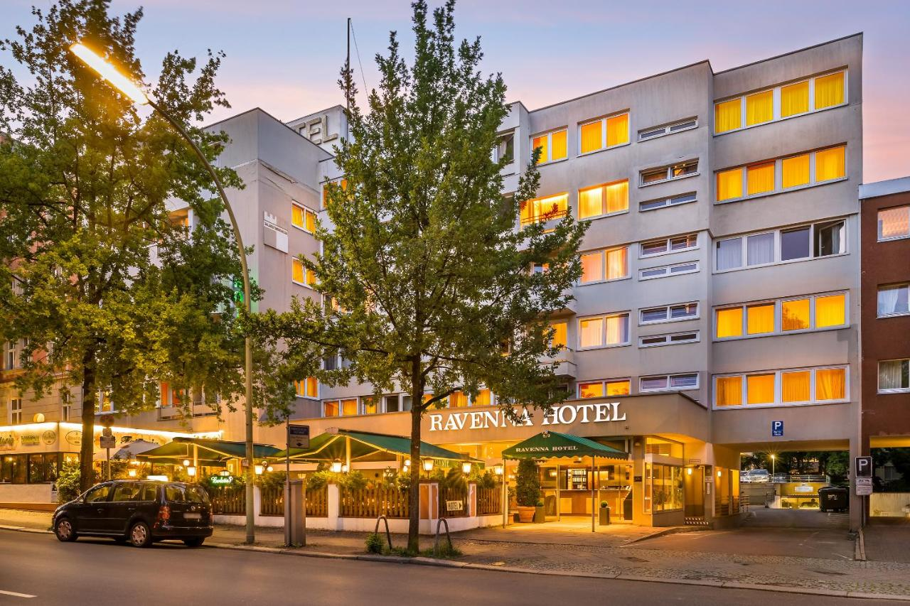 Wss Berlin Hotel Ravenna Novum Berlin Germany Booking