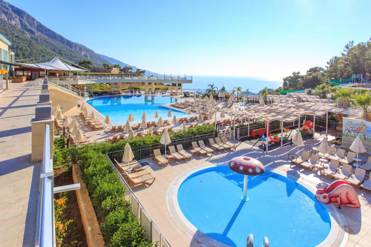 All Inclusive Turkije Prive Zwembad Orka Sunlife Resort Hotel Ultra A Turkije Ölüdeniz Booking