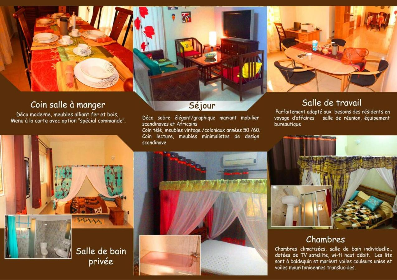 Mobilier Hotel Restaurant Bed And Breakfast Skandia House Cotonou Benin Booking
