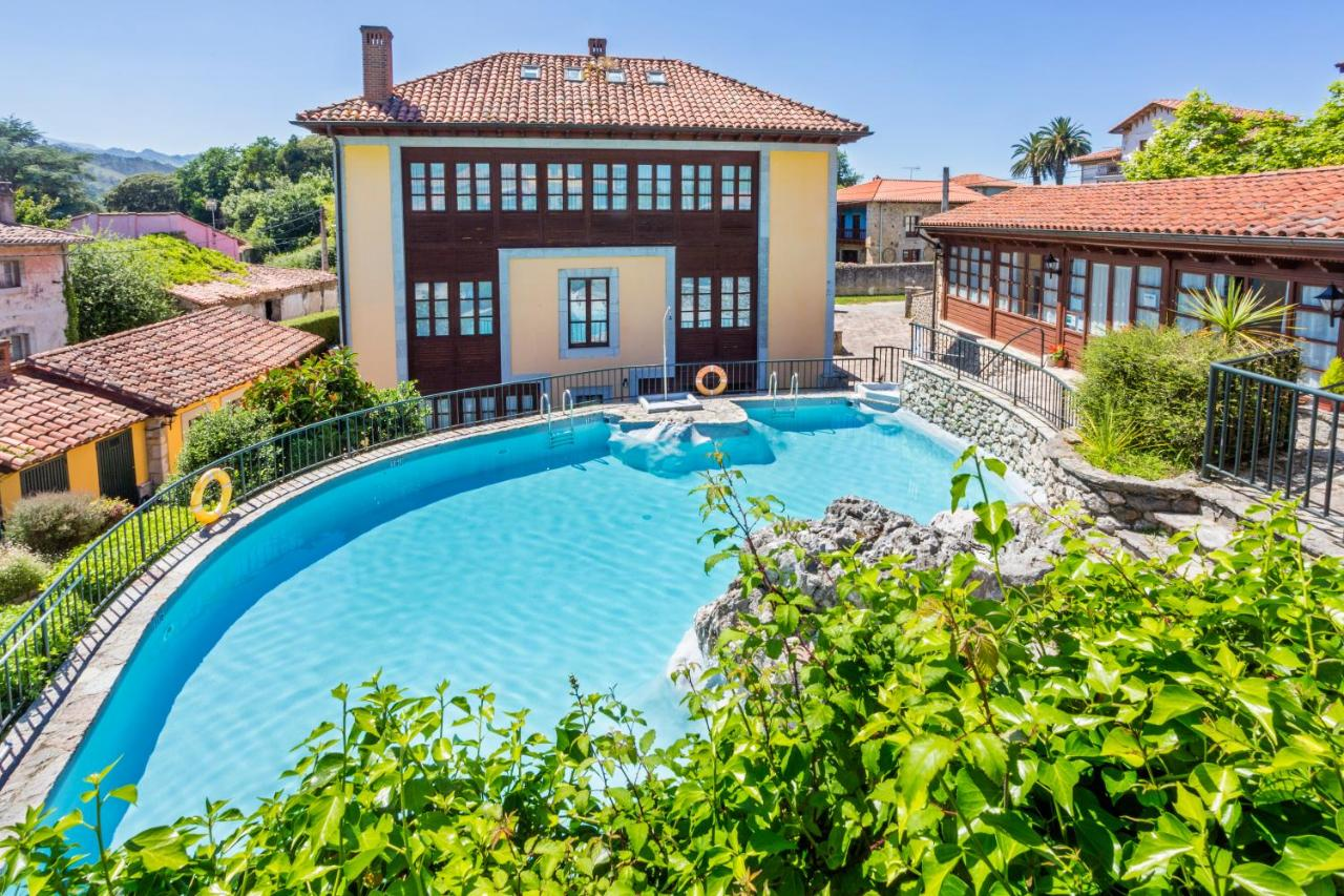 Hoteles Con Piscina En Asturias Apartment La Casona De Vidiago Spain Booking