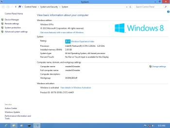 Toko Windows 8 Bajakan