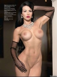 adge90Eb Playboy Venezuela June 2013