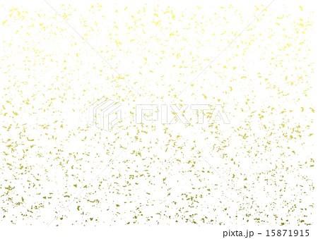 Falling Gold Sparkles Wallpaper 金粉のイラスト素材 15871915 Pixta