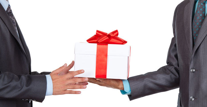 Holiday Gift-Giving Etiquette for the Office  New Relationships