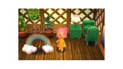 3DS『とびだせ どうぶつの森』、6月の配信プレゼントは「レインボースクリーン」