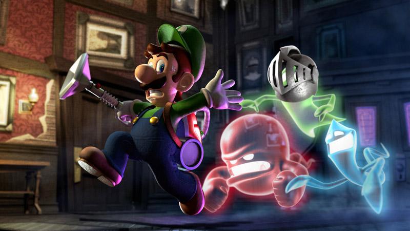 Luigis Mansion: Dark Moon
