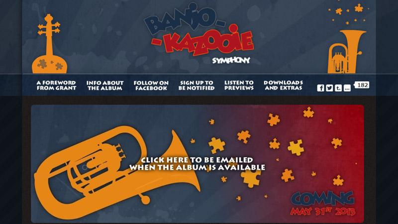 Banjo-Kazooie Symphony