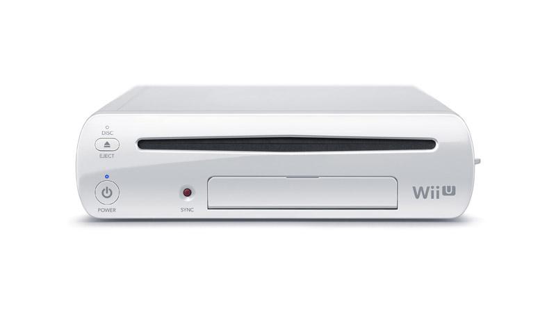 Wii U 本体 シロ