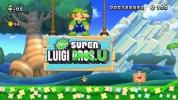 Wii U『New スーパールイージ U』、配信日が決定。パッケージ版も2013年限定で発売