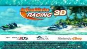 3DS『Aqua Moto Racing 3D』、Zordix AB開発の『ウェーブレース』ライクなレーシングゲーム