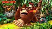 3DS『ドンキーコングリターンズ3D』、アニメでもドンキー役を務めた山ちゃんの好演が光るTVCM