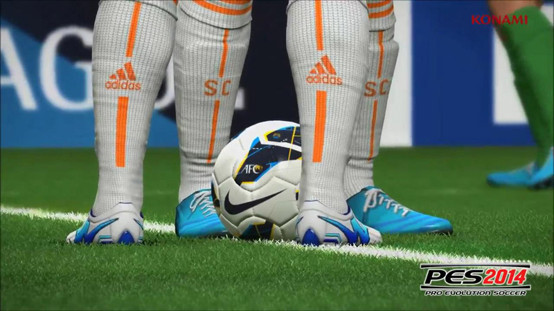 PES 2014 - ACL Trailer