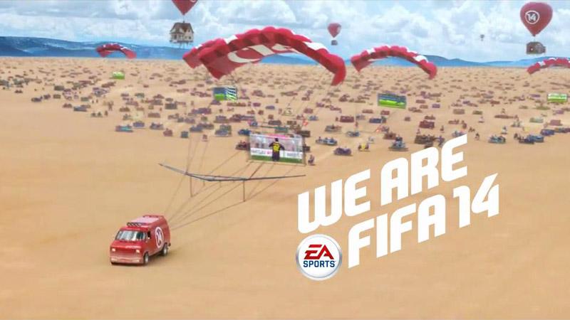 FIFA 14 - TVCM