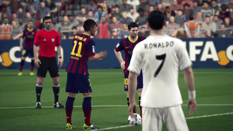 FIFA 14 is Alive