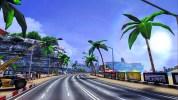 Wii Uでも発売予定のレーシングゲーム『The 90's Arcade Racer』、コース環境を伝える紹介映像