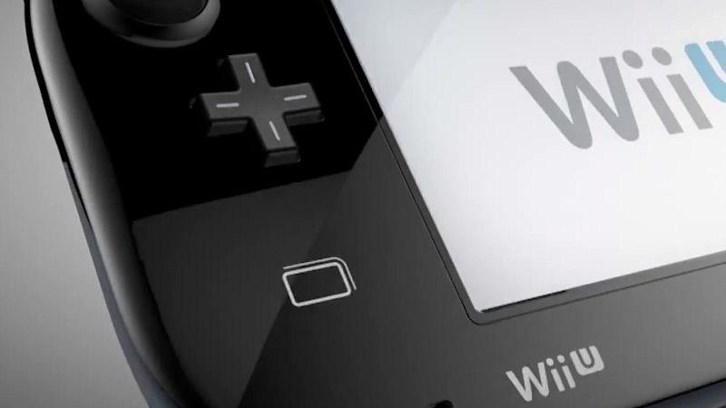 Wii U GamePad NFC