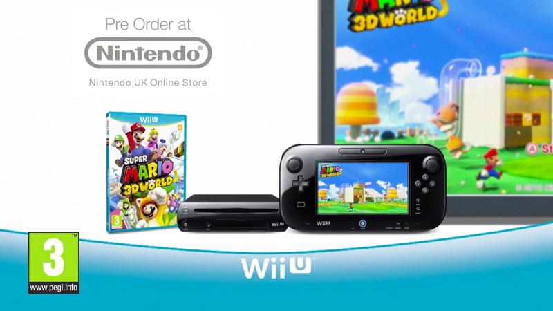 Super Mario 3D World - TVCM