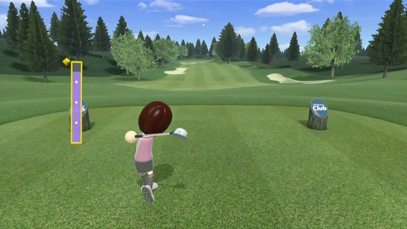 Wii Sports Club - Golf