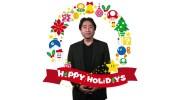 欧州任天堂、柴田社長からホリデーメッセージ。柴田家では『Wii カラオケ U』が大人気