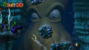 """Wii U『ドンキーコング トロピカルフリーズ』、DKらしいダイナミックなステージや復活した水中ステージを紹介する""""Aquatic Action""""トレーラー"""