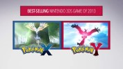 米任天堂、ニンテンドー3DSファミリー本体と対象ソフト1本購入で『ポケモンX・Y』無料DLキャンペーン