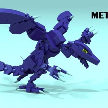 LEGO CUUSOO: Metroid