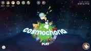 キュートなビジュアルのスペースシューター『Cosmochoria』、Kickstarterで目標額を調達。Wii U移植のストレッチゴールも達成
