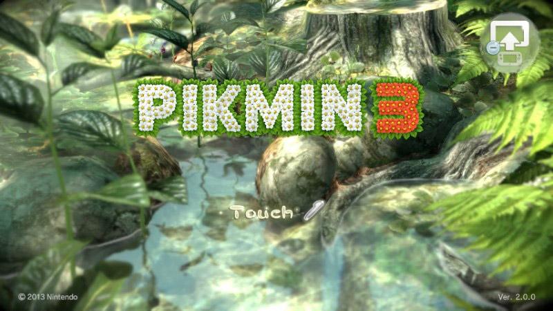 ピクミン3 Ver. 2.0.0