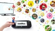 NFP対応第1弾は『スマブラ for WiiU』。フィギュア正式名称は「amiibo」で、『マリオカート8』ほか複数タイトルへの対応が早くも発表