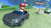 WiiU『マリオカート8』のメルセデス・ベンツコラボDLC、海外でも今夏配信へ