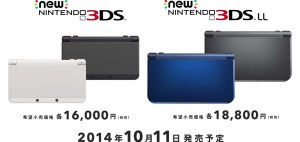 New Nintendo 3DS / 3DS LL
