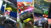 任天堂、WiiU『マリオカート8』のメルセデス・ベンツとのコラボカートを8月27日より無料配信。GLAを含め計3車種。コラボ大会概要も発表