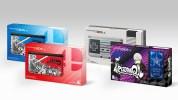 米任天堂、オリジナルデザインの3DS LL本体3種を発表。海外版ファミコンモチーフの「NES Edition」など