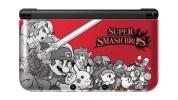 海外の『スマブラ for 3DS』仕様3DS LL、北米でも発売。レッドとブルーの2モデル